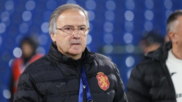 Старши треньорът на националния отбор Георги Дерменджиев даде своя коментар