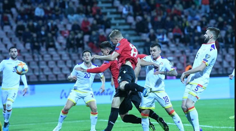 Скромният тим на Андора постигна нов исторически резултат, след като