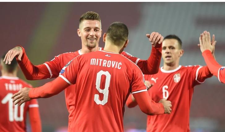 Сърбия срещна неочаквани трудности в домакинството си на Люксембург, но
