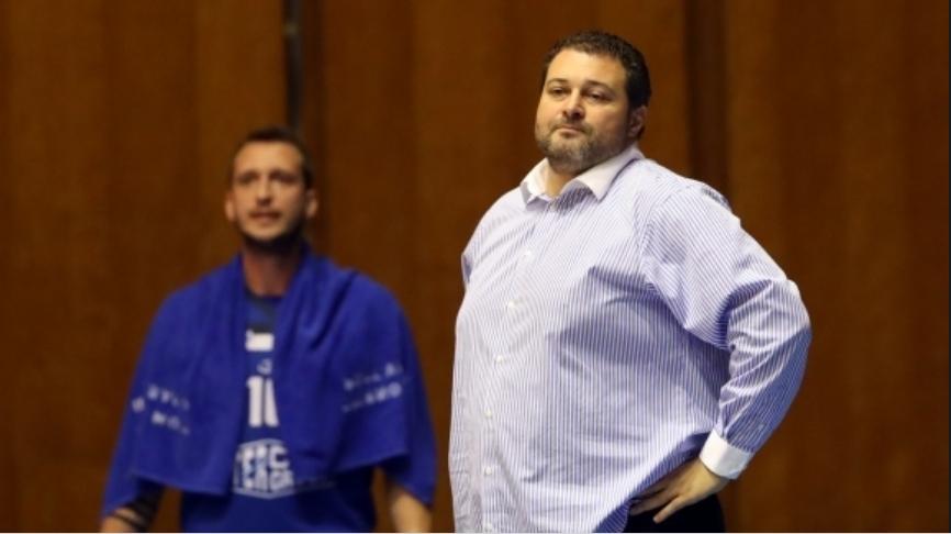 Наставникът на Черно море Галин Стоянов похвали баскетболистите на варненския