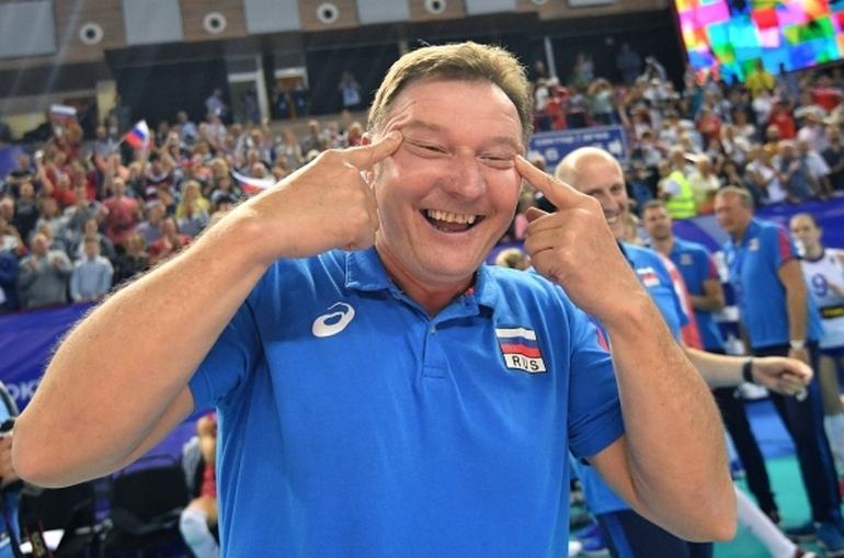 Женският национален отбор на Русия по волейбол се сдоби с