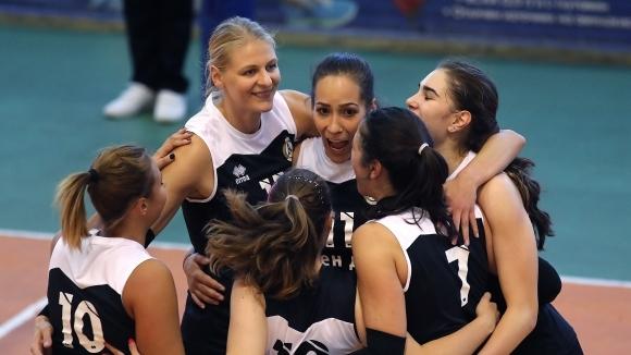 Опитната волейболистка и доскорошна националка Страшимира Симеонова ще продължи кариерата