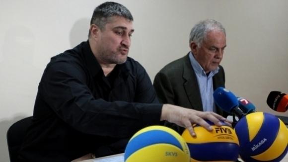 Волейболният преврат е планиран скоростно. Целта е властта да се