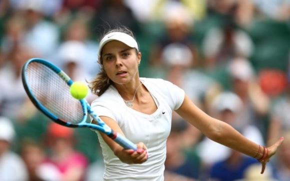 Виктория Томова се класира на полуфиналите на турнира на твърди