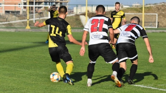 Ботев (Пловдив) се наложи с 3:1 над Локомотив (Горна Оряховица)