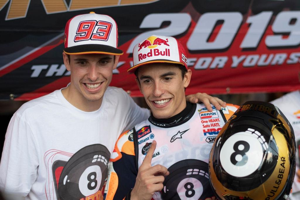 Шампионът в междинния клас на MotoGP - Moto2 за сезон