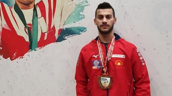 България вече има и първия си златен медал на турнира