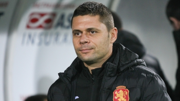 Селекционерът на младежкия национален отбор на България Александър Димитров сподели