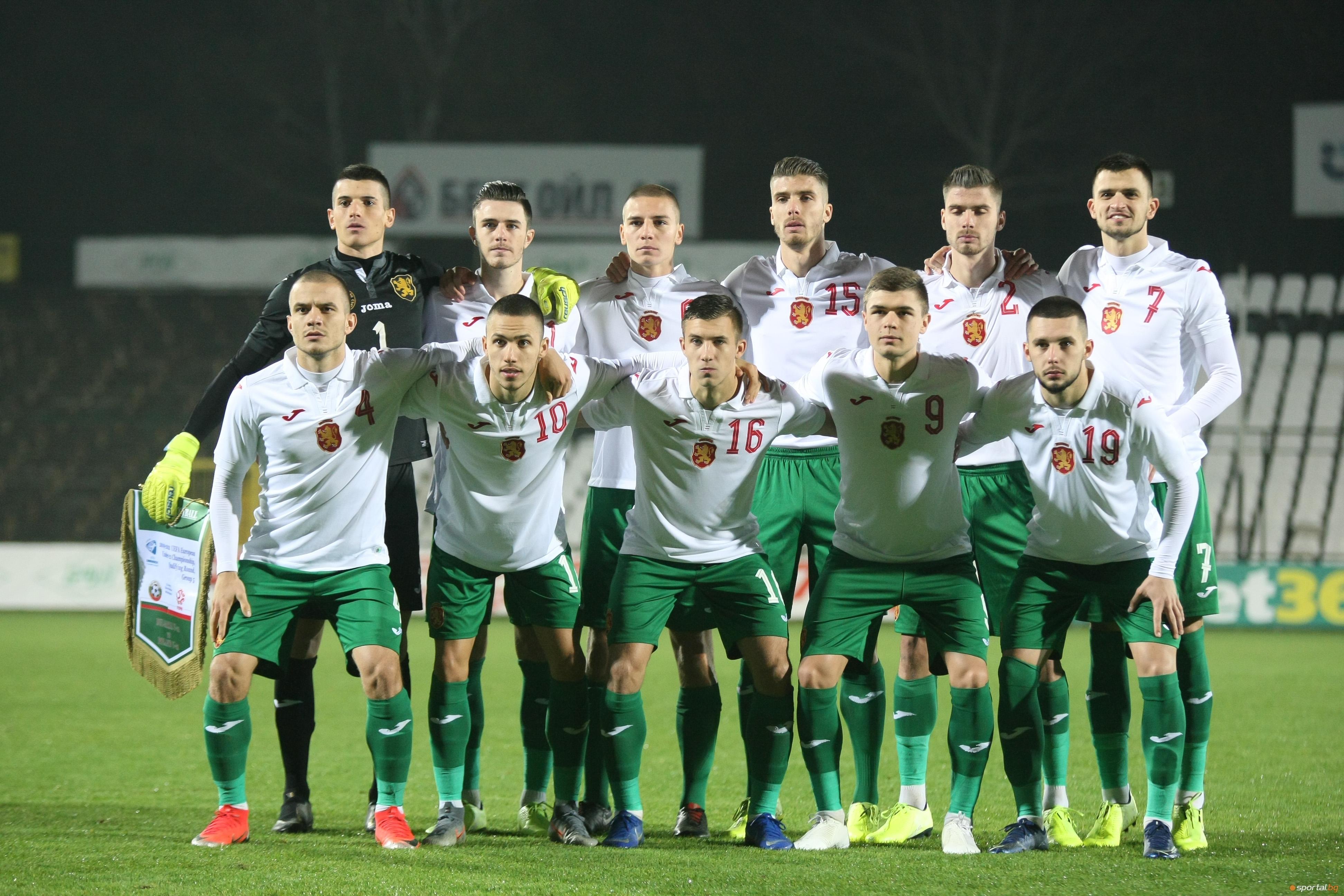 Младежкият национал Даниел Наумов говори след победата над Полша с