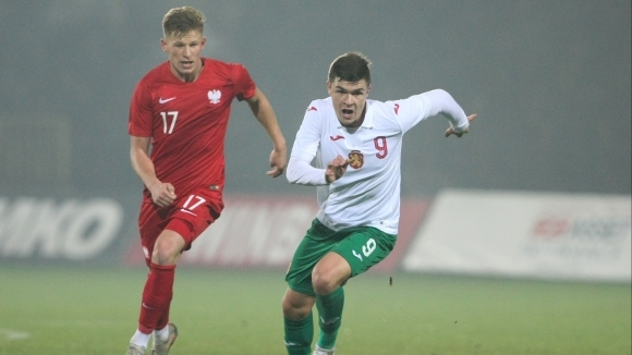 Нападателят на младежкия национален отбор на България Тонислав Йорданов коментира