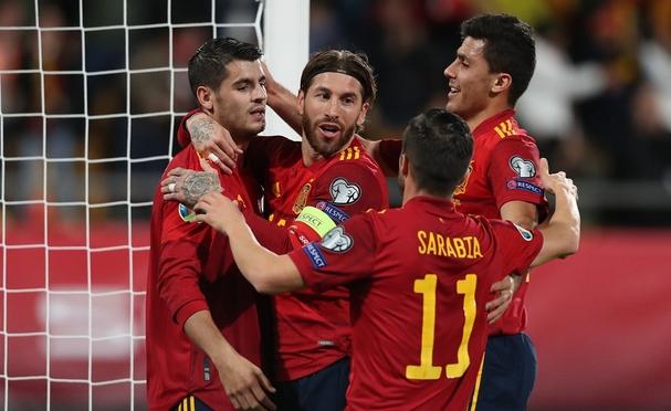Испания разгроми Малта със 7:0 в предпоследния си мач от