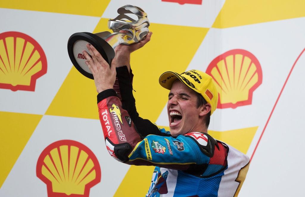Шампионът в Moto2 Алекс Маркес се доближава до сделка с