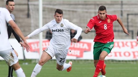 Отборите на Славия и България U21 направиха истинско шоу на