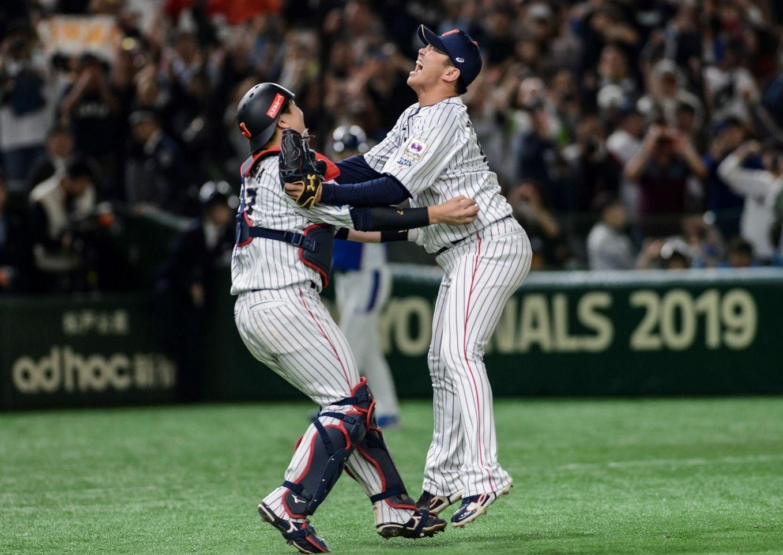 Световният №1 Япония покори нов връх в бейзбола.