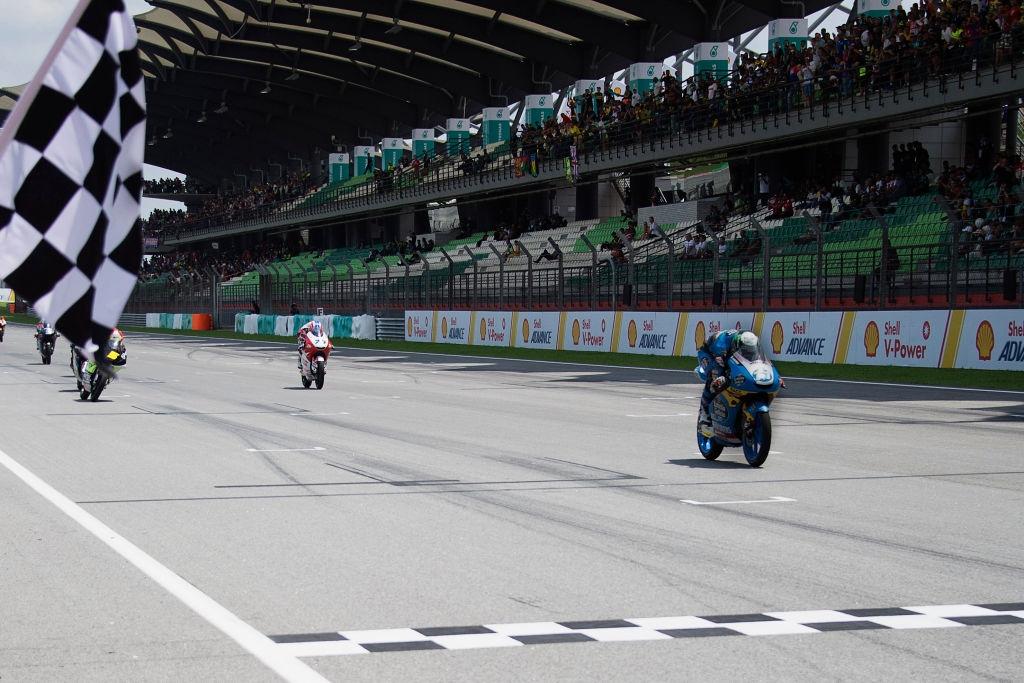 Испанецът Серхио Гарсия с Honda записа първа победа в кариерата