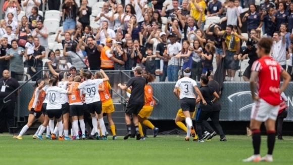 Футболен мач за жени в Бразилия постави рекорд по посещаемост