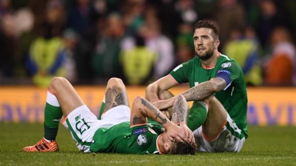 Мениджърът на ирландския национален отбор Мик Маккарти сравни с финал