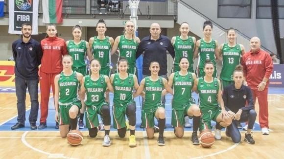 България загуби от Словения с 64:72 (22:12, 12:19, 10:20, 20:21)