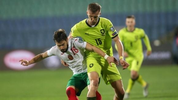 Халфът на националния отбор Кристиян Малинов бе доволен от победата
