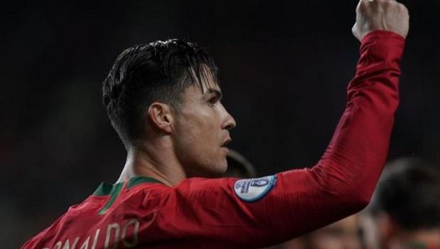 Кристиано Роналдо подобри личния си рекорд по голове за националния