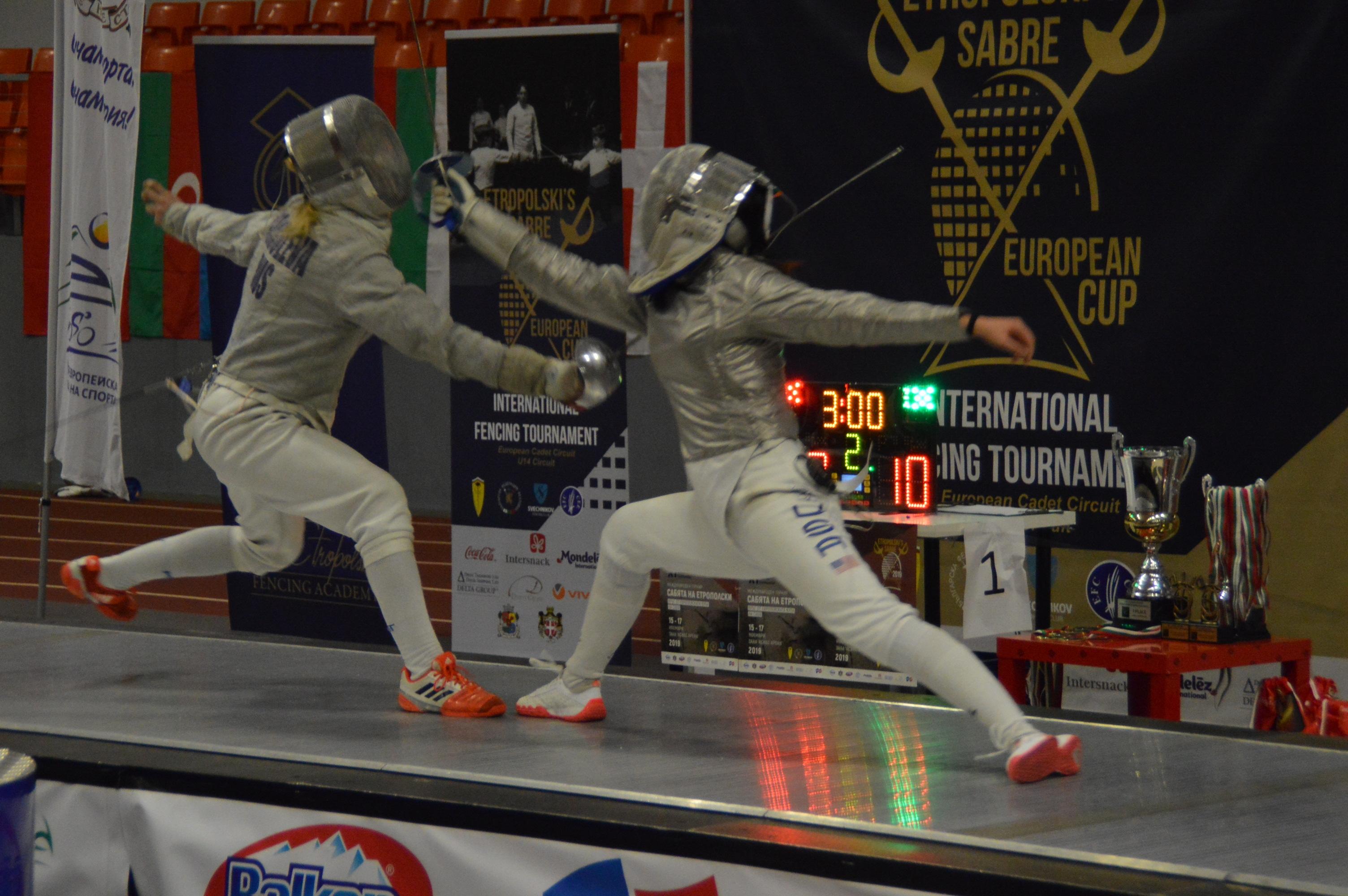 Българските фехтовачи грабнаха златото и в отборната надпревара на големия