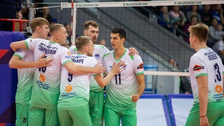 Националът Светослав Гоцев и тимът на Урал (Уфа) записаха драматична