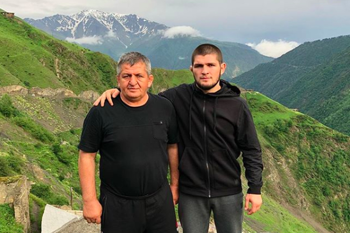 Бащата на Хабиб Нурмагомедов - Абдулманап, отрече слуховете за прекратяване