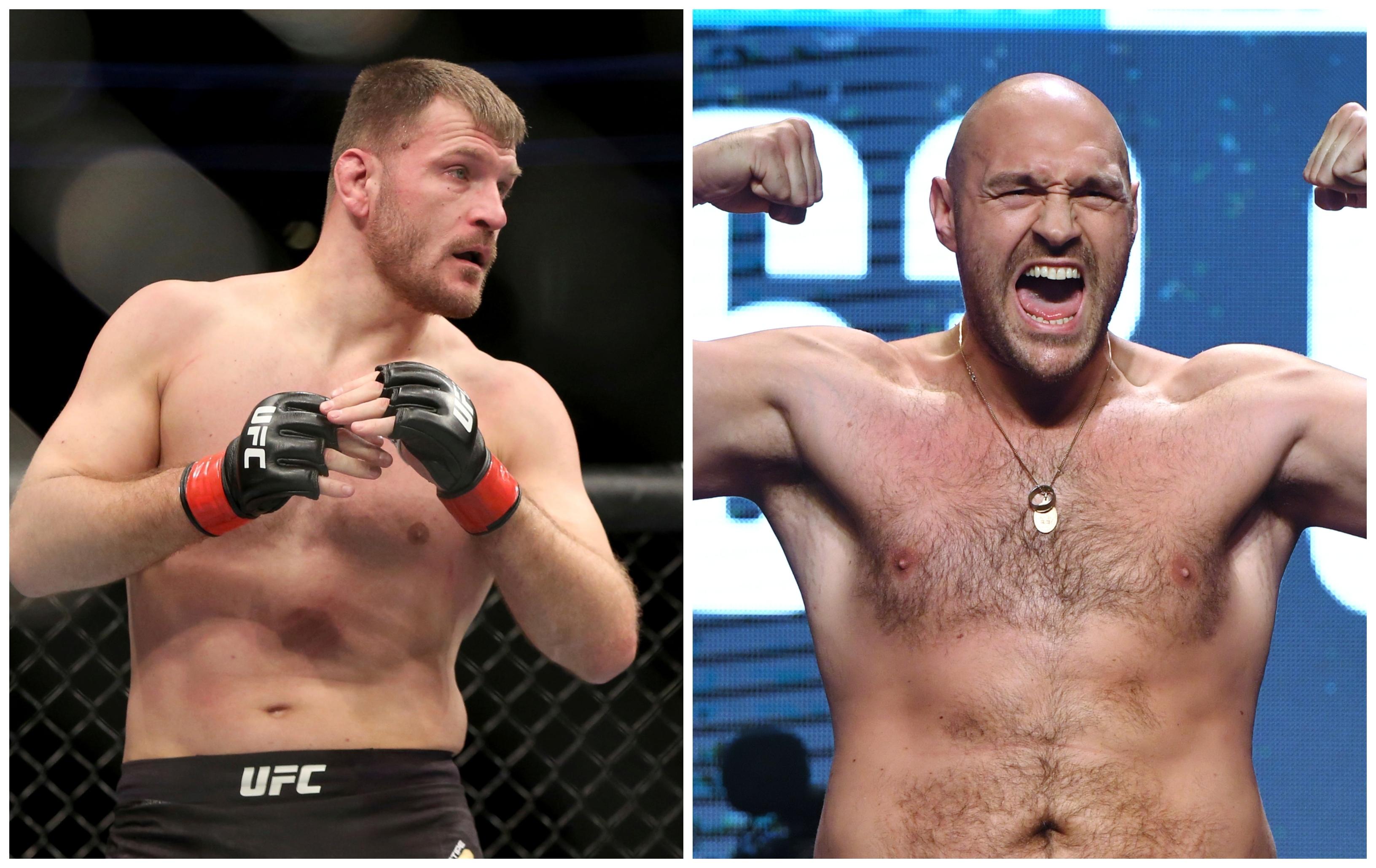 Шампионът на UFC в тежка категори Стипе Миочич разкри, че