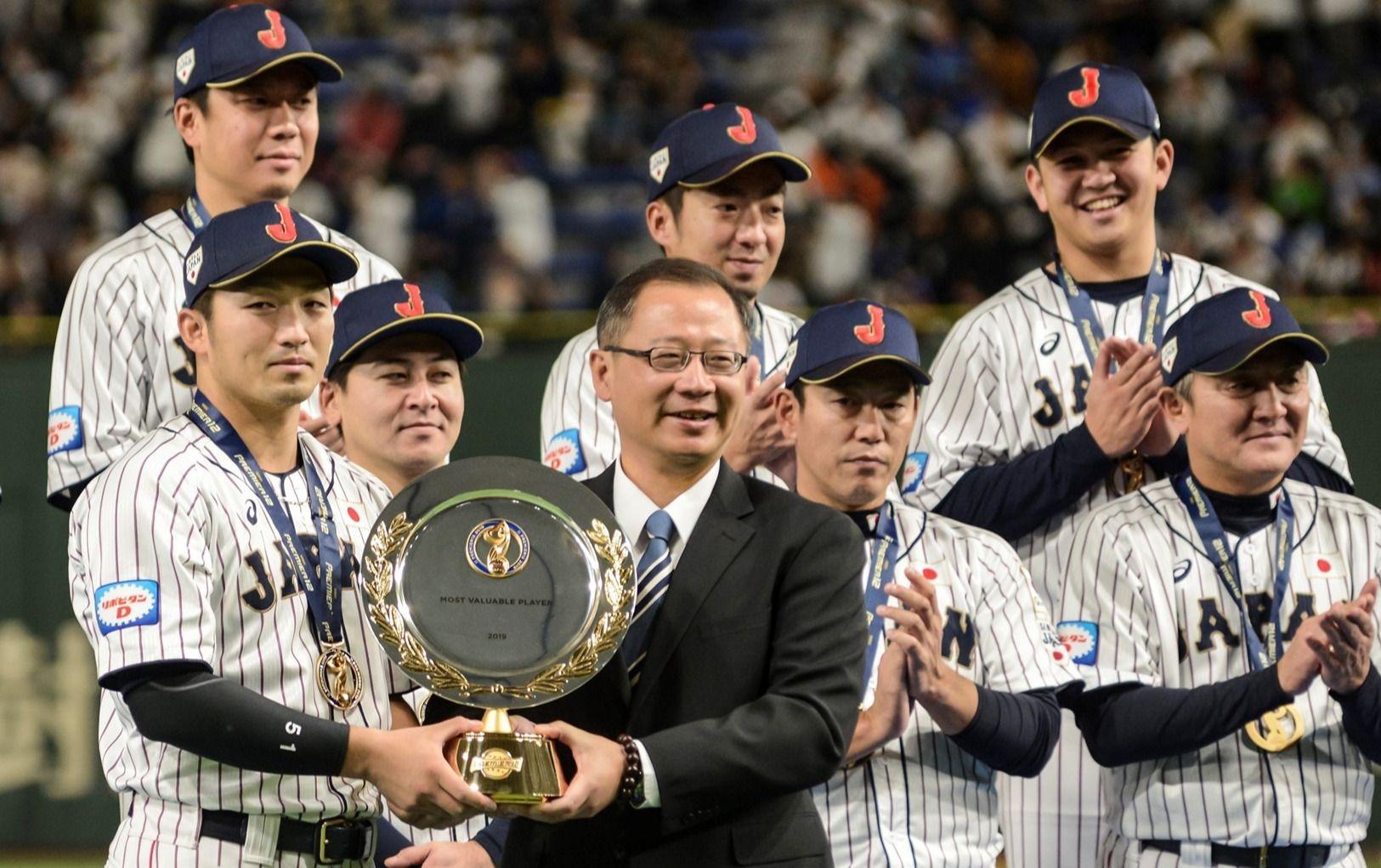 Аутфилдерът на японския национален отбор Сейя Сузуки беше обявен за
