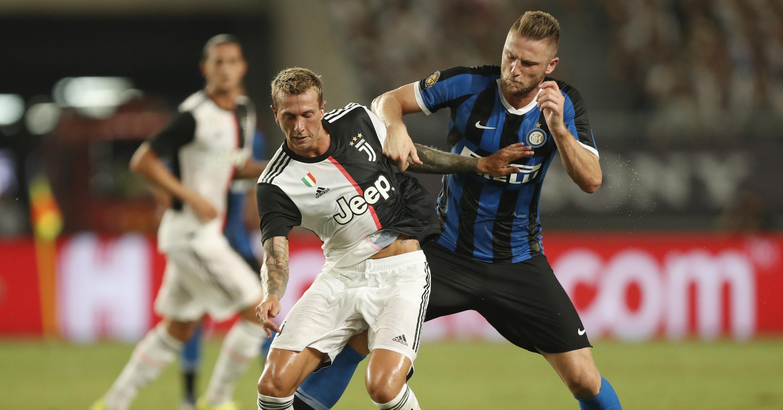 Защитникът на Интер Милан Шкриняр е трансферна цел на испанските