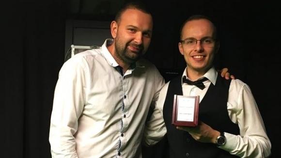 Георги Величков триумфира в третия ранкинг турнир от календара на