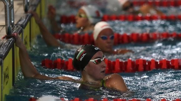 Диана Петкова е плувкиня №1 в трето поредно състезание, след