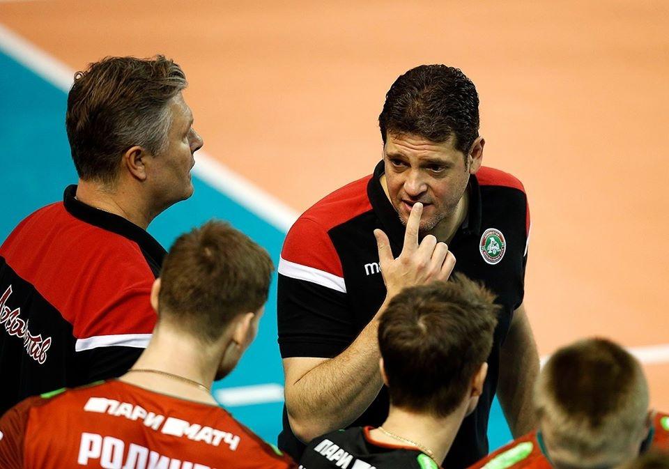 Бившият селекционер на националния отбор на България Пламен Константинов беше