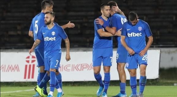 Футболистите на Арда започнаха подготовка за мача с Витоша (Бистрица).