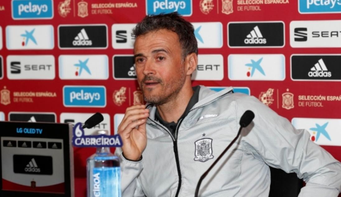Луик Енрике е пред завръщане начело на националния отбор на