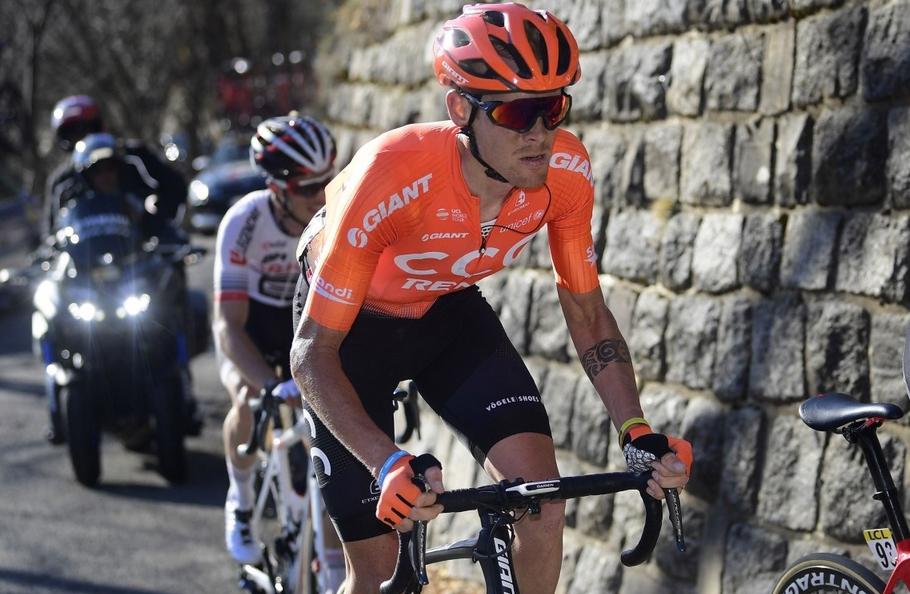 Италианският колоездач Алесандро де Марки едва не бе убит от