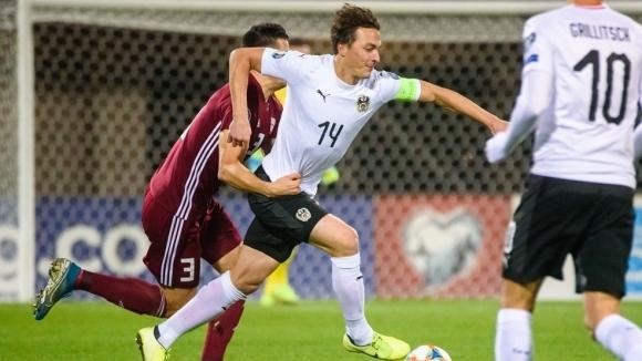 Отборът на Латвия спечели с 1:0 срещу гостуващия тим на