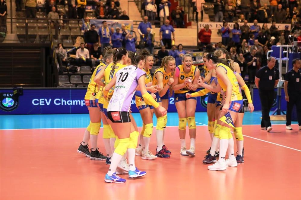 Отборът на Марица (Пловдив) допусна загуба в първия си мач