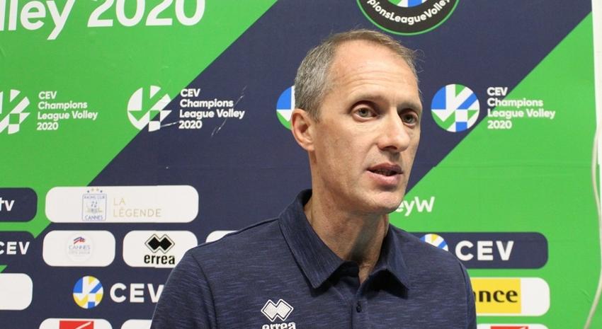 Старши треньорът на Марица (Пловдив) Владимир Орлов коментира спокойно загубата