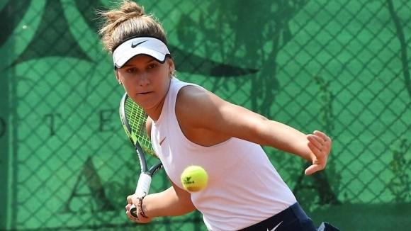 Българката Гергана Топалова се класира за втория кръг на турнира