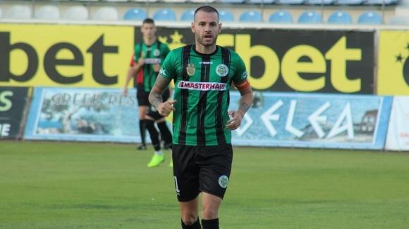 Цветан Филипов е едно от разпознаваемите имена в бургаския футбол.