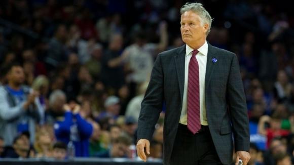 Старши треньорът на Филаделфия Брет Браун ще води националния отбор