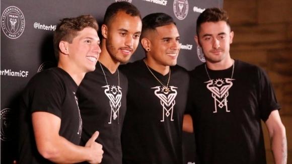 Новият клуб в МЛС на САЩ - Интер Маями е