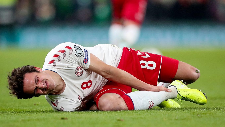 Полузащитникът на Борусия (Дортмунд) Томас Дилейни няма да играе до