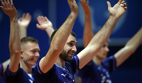 Волейболният национал Цветан Соколов и грандът Зенит (Казан) постигнаха 3-а