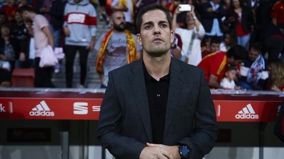 Бившият селекционер на Испания Роберт Морено излезе с писмено изявление,