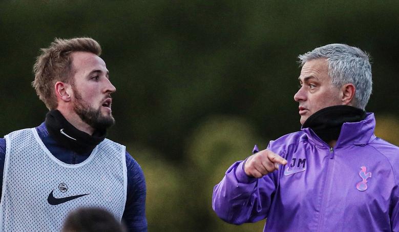 Новият мениджър на Тотнъм Жозе Моуриньо заяви, че е доволен