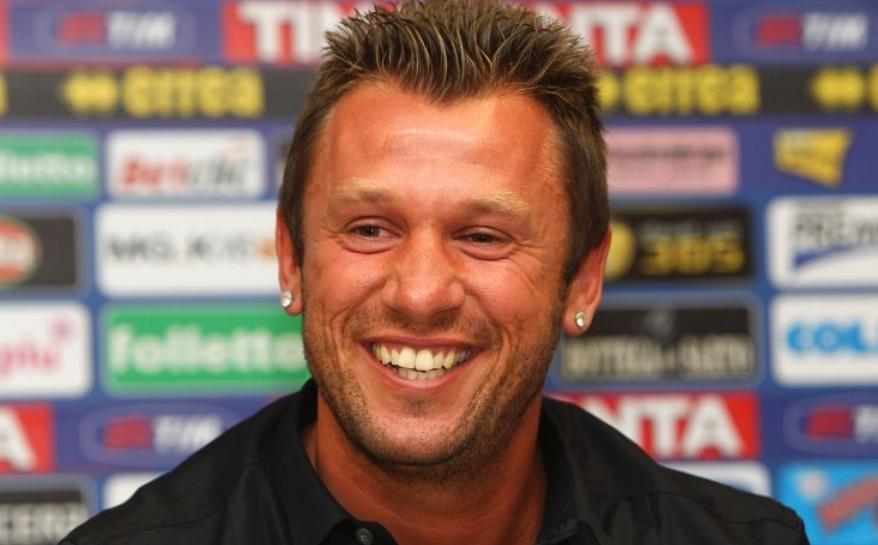 Бившият италиански национал Антонио Касано смята, че Интер е готов
