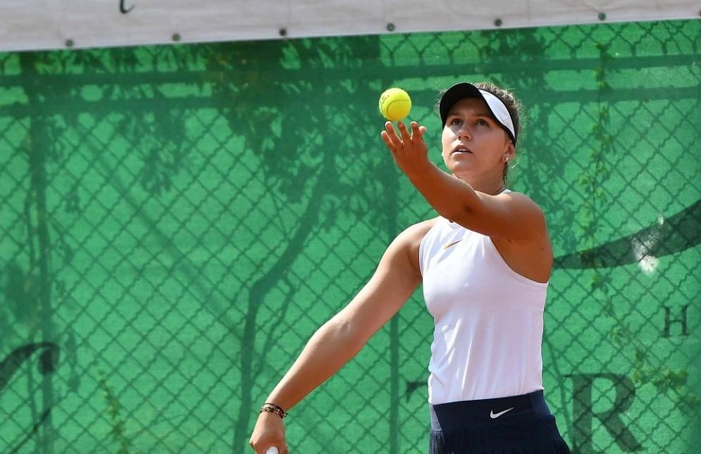 Гергана Топалова се класира за четвъртфиналите на турнира на твърди
