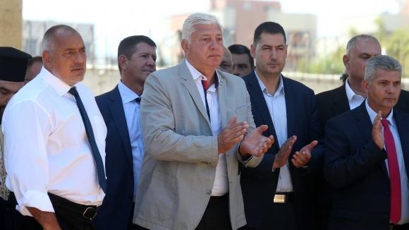 Кметът на Пловдив Здравко Димитров ще покани собственика на Ботев